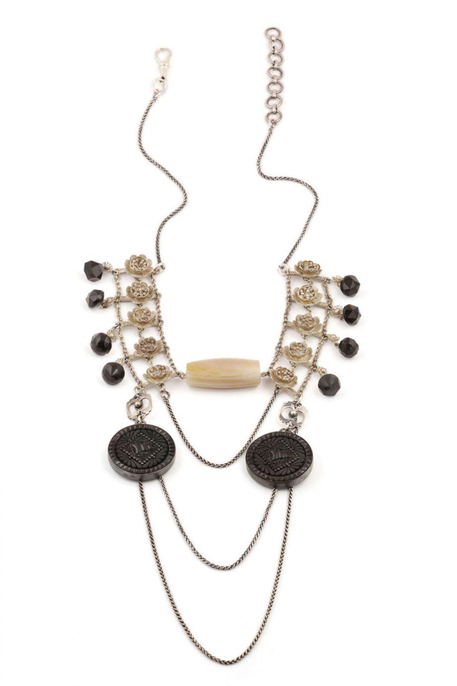Intrigue necklace